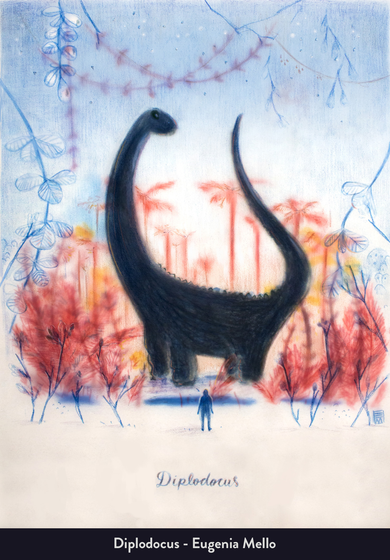 Dinosaurios de papel p/ armar - Ideame